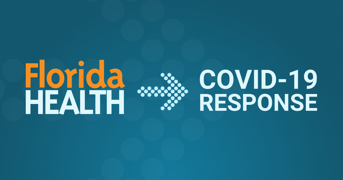 Home Florida Department Of Health Covid 19 Outbreak